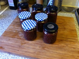 Fig Jam DONE